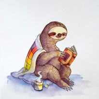 bookdrunksloth