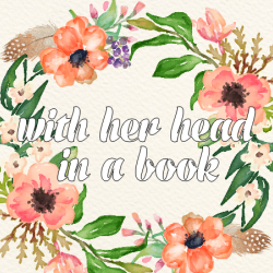 withherheadinabook