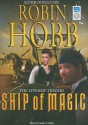 Ship of Magic - Robin Hobb, Anne Flosnik
