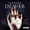 Der Giftzeichner (Lincoln Rhyme 11) - Jeffery Deaver, Dietmar Wunder, Deutschland Random House Audio