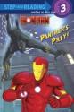 Panther's Prey! (Marvel: Iron Man) - Dennis R. Shealy, Patrick Spaziante