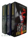 The Millennium Trilogy Collection. 3 Books. (The Girl With the Dragon Tattoo;... - Stieg Larsson