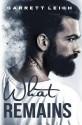 What Remains - Garrett Leigh