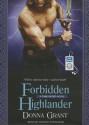 Forbidden Highlander - Donna Grant, Antony Ferguson