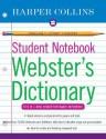 Harpercollins Student Notebook Webster's Dictionary - HarperCollins, HarperCollins