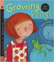 Growing Frogs [with Audio] (Read, Listen, & Wonder) - Vivian French, Alison Bartlett