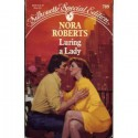 Luring A Lady - Nora Roberts