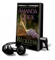 Reckless [With Earbuds] - Anne Flosnik, Amanda Quick