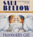 Humboldt's Gift - Christopher Hurt, Saul Bellow
