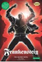Frankenstein: Quick Text: The Graphic Novel (British English) - Jason Cobley, Mary Shelley, Jenny Placentino, Clive Bryant, Declan Shalvey, Terry Wiley, Jon Haward, Jason Cardy, Kat Nicholson, Jo Wheeler