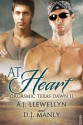 At Heart - A.J. Llewellyn, D.J. Manly