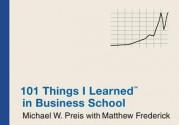 101 Things I Learned ® in Business School - Michael W. Preis, Matthew Frederick