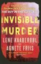 Invisible Murder (Nina Borg #2) - Lene Kaaberbøl, Agnete Friis