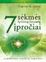 7 sėkmės lydimų žmonių įpročiai. Asmenybės pokyčių pamokos (15x22) - Stephen R. Covey