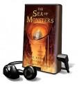 The Sea of Monsters [With Earbuds] (Preloaded Digital Audio Player) - Rick Riordan, Jesse Bernstein
