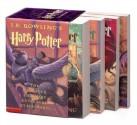 Harry Potter Boxed Set (Harry Potter, #1-4) - Mary GrandPré, J.K. Rowling