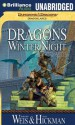 Dragons of Winter Night - Margaret Weis, Tracy Hickman, Paul Boehmer