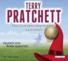 Der Club der unsichtbaren Gelehrten (Scheibenwelt, #37) - Terry Pratchett, Boris Aljinovic