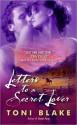 Letters to a Secret Lover (Avon Romance) - Toni Blake