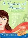A Vision of Murder - Victoria Laurie