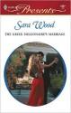 The Greek Millionaire's Marriage - Sara Wood