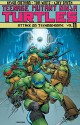 Teenage Mutant Ninja Turtles Vol. 11: Attack On Technodrome - Tom Waltz, Kevin Eastman, Cory Smith