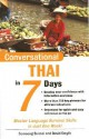 Conversational Thai in 7 Days Package (Book + 2 CDs) - Somsong Buasai, David Smyth