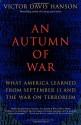 An Autumn of War - Victor Davis Hanson