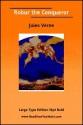 Robur the Conqueror (Large Print) - Jules Verne