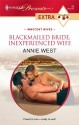 Blackmailed Bride, Inexperienced Wife (Innocent Wives) (Harlequin Presents Extra, #83) - Annie West