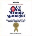 The One Minute Manager - Kenneth H. Blanchard, Spencer Johnson