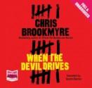 When The Devil Drives - Christopher Brookmyre, Sarah Barron