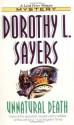 Unnatural Death - Dorothy L. Sayers