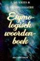 Etymologisch woordenboek - Jan de Vries