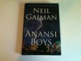 Anansi Boys 1ST Edition - Neil Gaiman