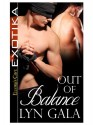 Out of Balance - Lyn Gala