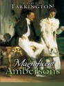 The Magnificent Ambersons (Dover Value Editions) - Booth Tarkington
