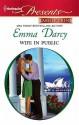 Wife in Public - Emma Darcy
