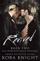 Revived: The Dungeon Black Duology, Book 2 (An Upending Tad Spinoff: Max and Sean) - Kora Knight, Jay Aheer, Lucas Cornelius, Varian Krylov