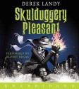 Skulduggery Pleasant: The Faceless Ones (Audio) - Derek Landy, Rupert Degas