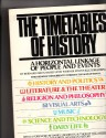 The Timetables of History: A Horizontal Linkage of People and Events - Bernard Grun
