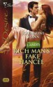 Rich Man's Fake Fiancee (The Landi$ Brothers, #1) (Beachcombers, #3) (Silhouette Desire, #1878) - Catherine Mann