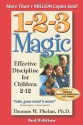 1-2-3 Magic: Effective Discipline for Children 2-12 - Thomas W. Phelan