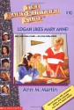 Logan Likes Mary Anne! - Ann M. Martin