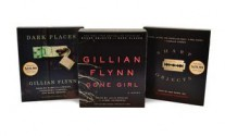 Gillian Flynn CD Audiobook Bundle: Gone Girl; Dark Places; Sharp Objects - Gillian Flynn