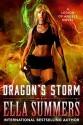 Dragon's Storm (Legion of Angels Book 4) - Ella Summers