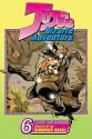 JoJo's Bizarre Adventure, Vol. 6 - Hirohiko Araki, 荒木 飛呂彦