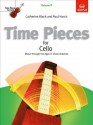 Time Pieces For Cello: V. 3 - Paul Harris