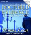 Doctored Evidence - Donna Leon, David Colacci
