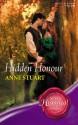 Hidden Honour - Anne Stuart